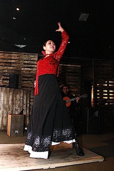 Solquemia Flamenco Guitar and Dance with Alejandro Florez and Aya Kitaoji