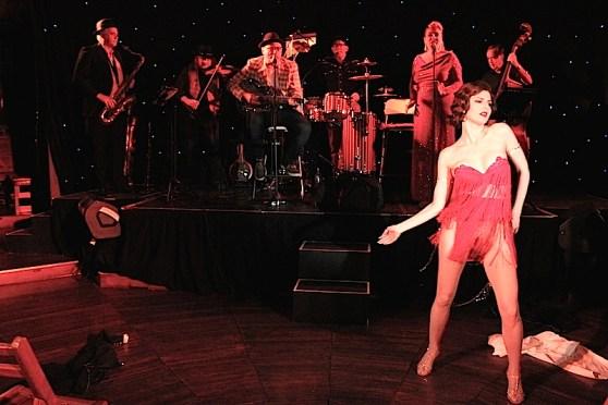 Lowdown Hokum Orchestra and Burlesque Revue