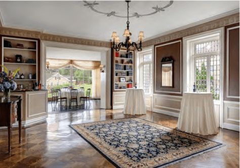 Tarrytown House Estate rooms