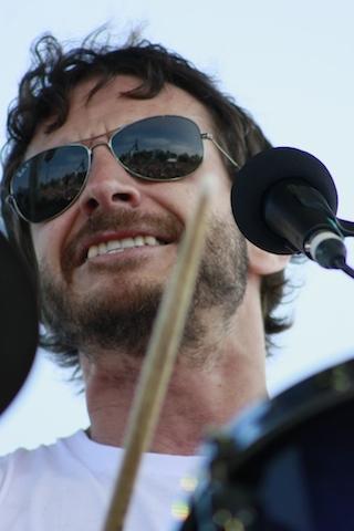 Wally De Backer (Goyte) music mentor and Aardvark Worldwide music and sponsorship ambassador in 2012. image by pationpics.com