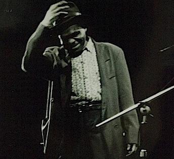 Robert Mate Mate performing Theatreworks 1992