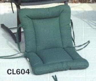 wrought iron chair cushions patio