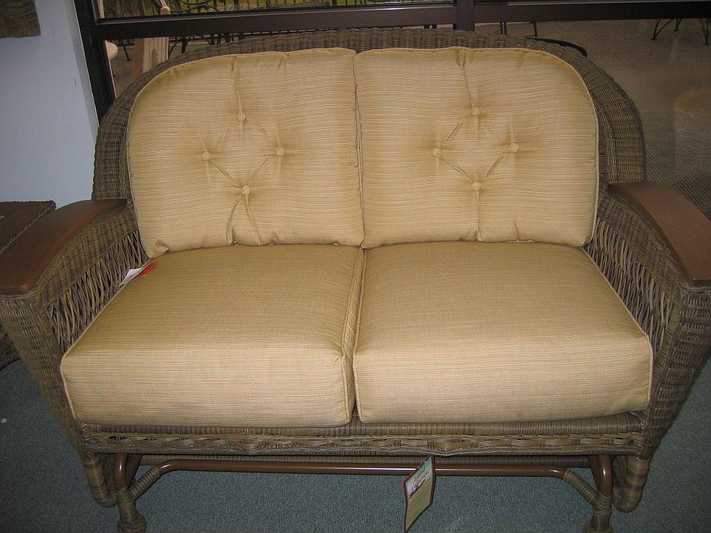 Erwin and Sons Cushions  Wicker Cushions  PatioPadscom