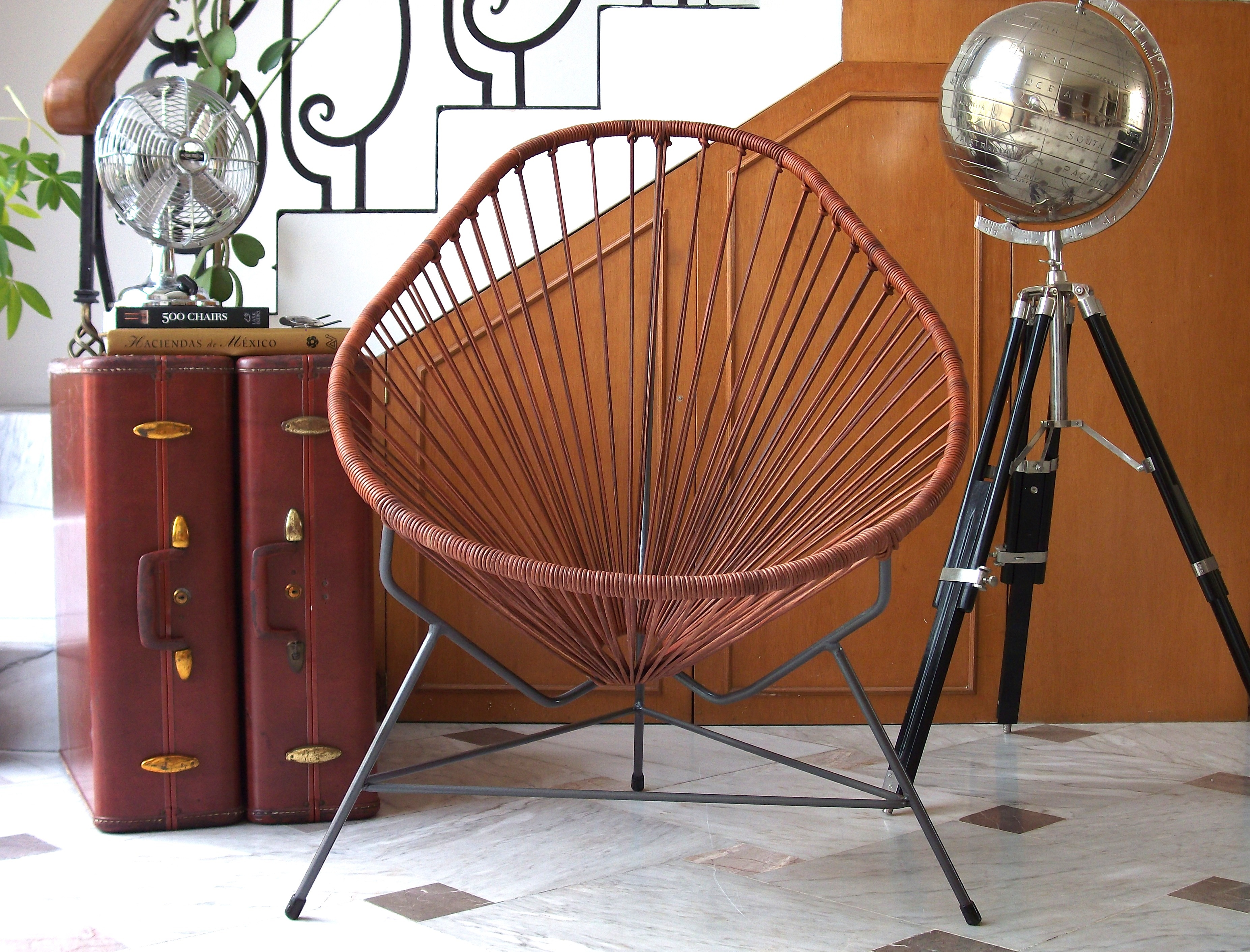 Acapulco Chairs The Debate Between Original And Replica Acapulco Chairs