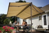 Patio Retractable Awnings: Beat The Heat This Summer ...
