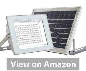 Best Outdoor Solar Lights - MicroSolar - HEAVY DUTY LIGHT FIXTURE FL4-B Review