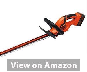 Best Hedge Trimmer - BLACK+DECKER LHT2436 Hedge Trimmer Review