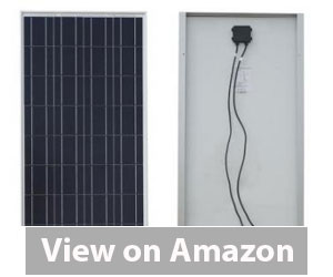 ECO-WORTHY 12 Volts Solar Panel Review