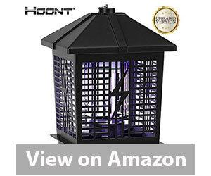 Best Bug Zapper - Hoont Powerful Electric Indoor Outdoor Bug Zapper Review