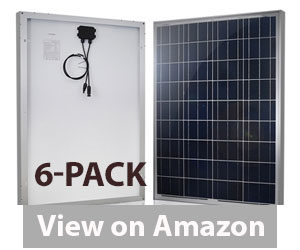 Best Solar Panel - HQST 12 Volt 6 Pieces Solar Panel Review