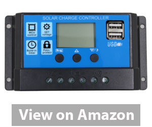 Best Solar Charger Controller - Y&H 40A Solar Charge Regulator Review