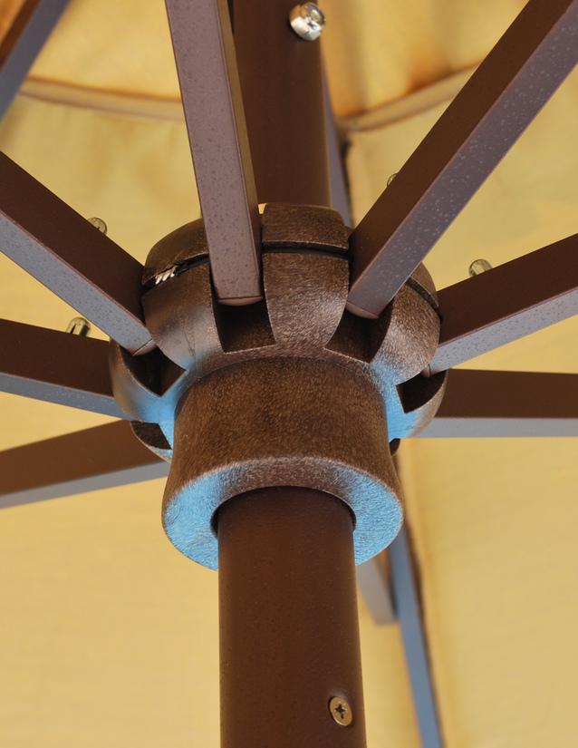 treasure garden umbrella cord repair