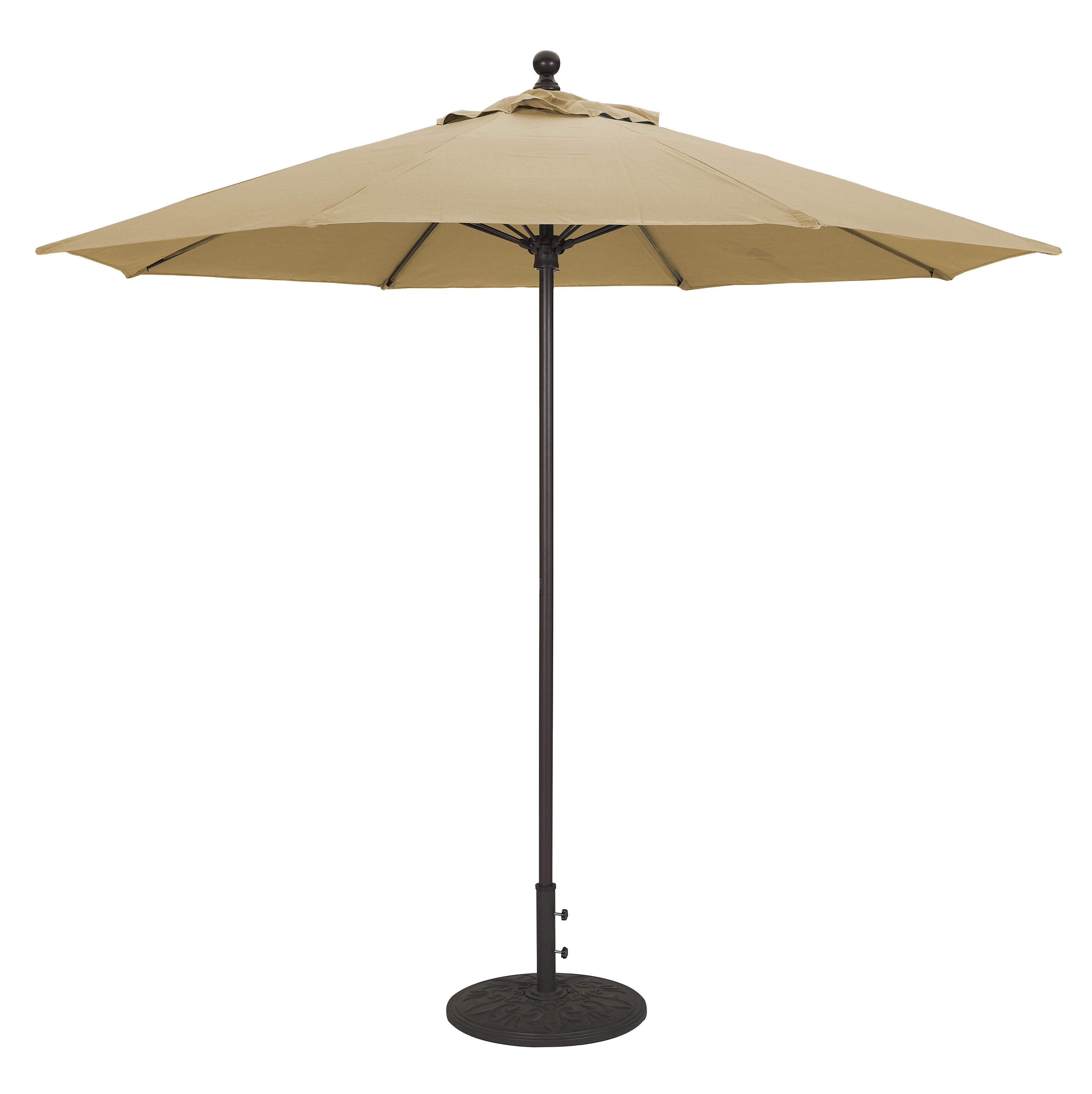 All Aluminum Patio Umbrellas