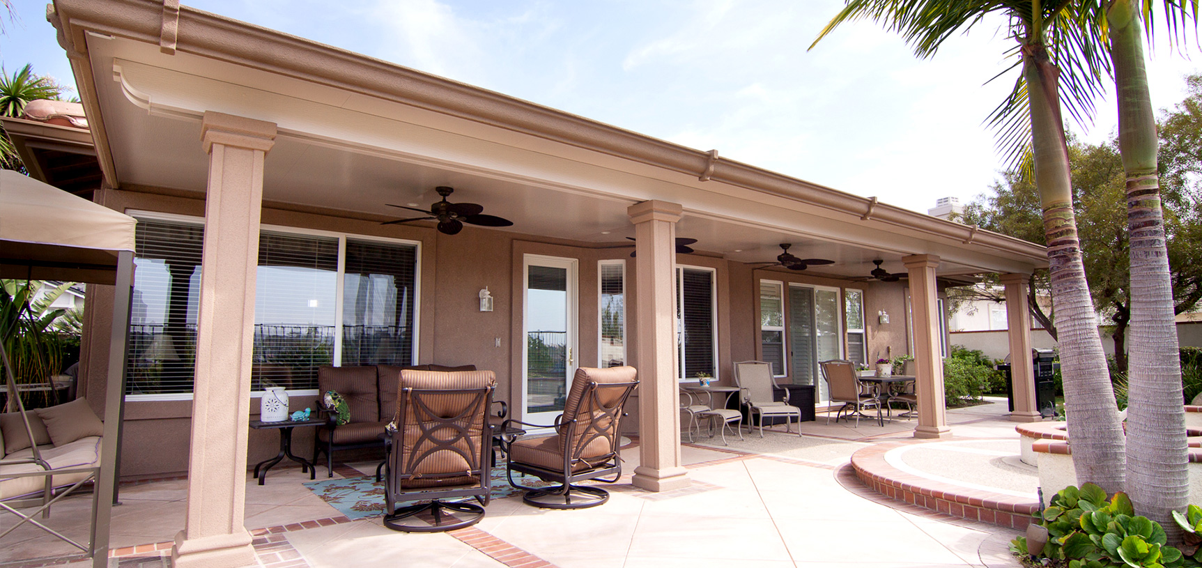 elitewood patio cover cost effective