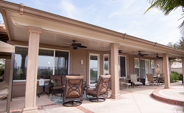 Patio Covers Orange County, CA Sunrooms