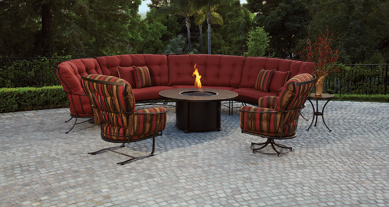 outdoor living spaces patio world