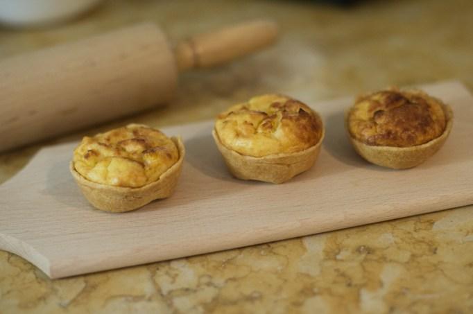 סופלה גבינות ותירס צילום: יריב ויינברג