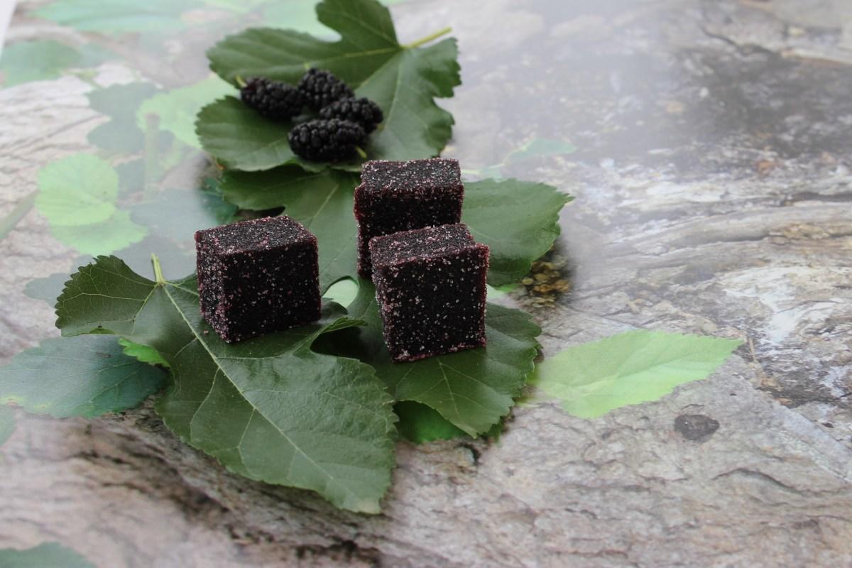 מרמלדה של טעם - מרמלדת תות עץ לימונית, בטעם של פעם