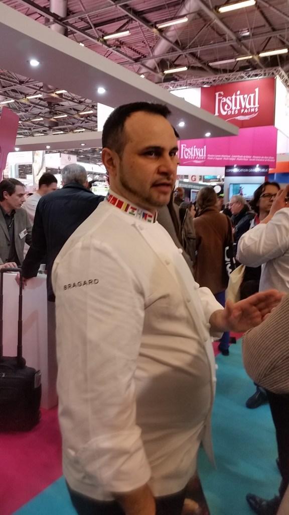 Fabrizio Donatone אלוף העולם הנוכחי בפטיסרי