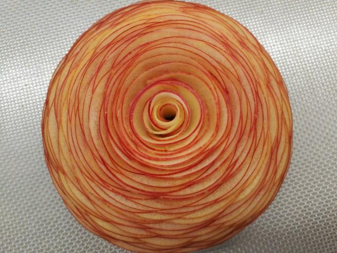טארט תפוחים. צילום: עוז שחרי