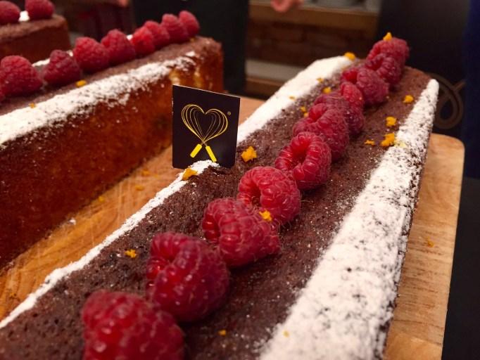 עוגת תפוז-שוקולד ללא גלוטן. צילום: ספי גב