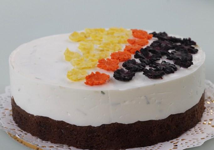 עוגת גזר של המזנון