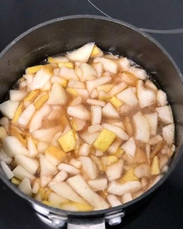 מבשלים קוביות פרי