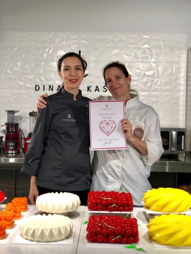 Dinara Kasko and Patissereat