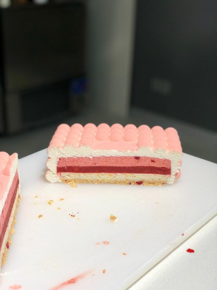 SPHERES CAKE by Dinara Kasko
