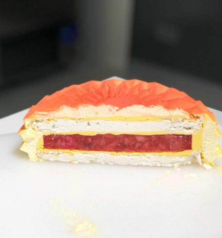 FOLDING CAKE by Dinara Kasko