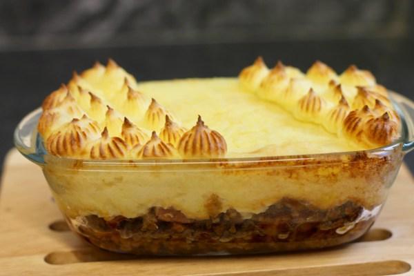 Shepherd's Pie - שפרדס פאי