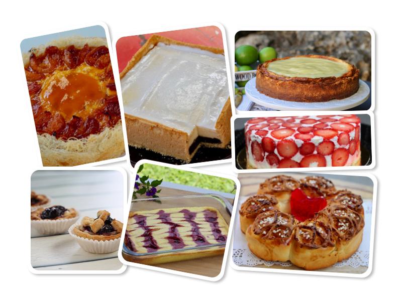 מקבץ מתכוני שבועות – עוגות גבינה