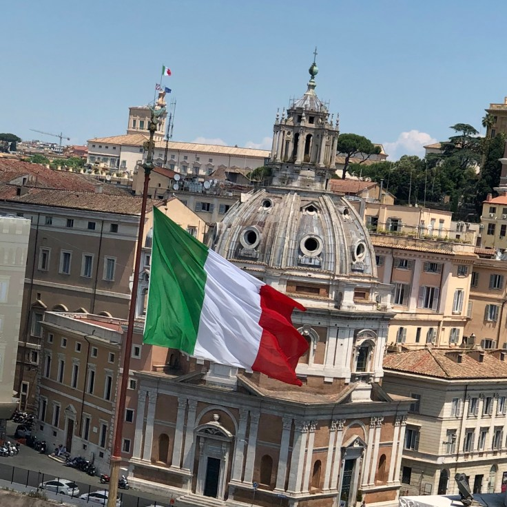 רואים עולם ללא גלוטן - רומא