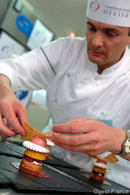 cuisine professionnelle suisse