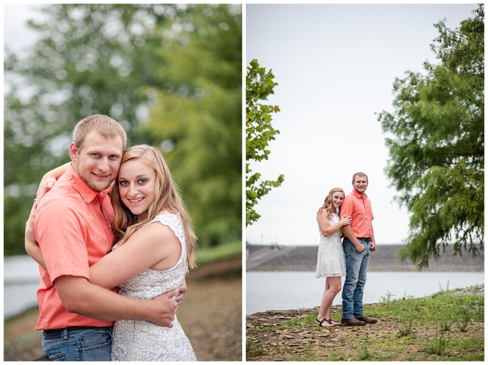 Engagement Session, Lake Pictures