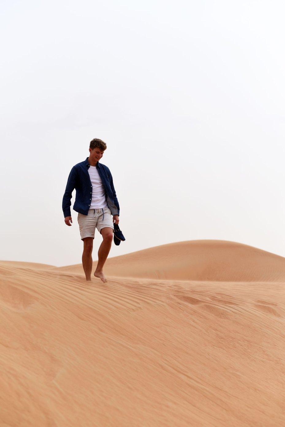 Dubai al maha desert experience
