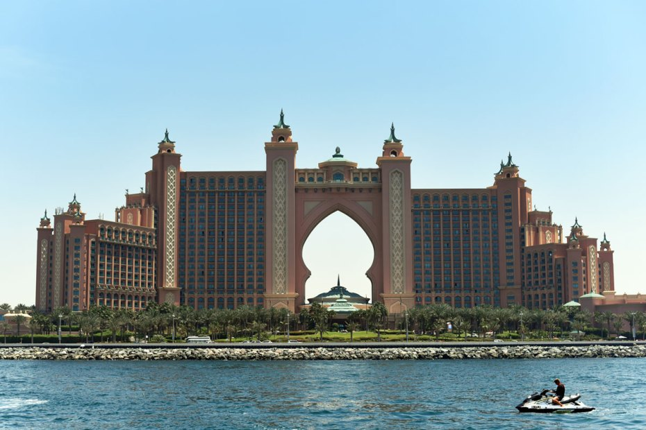 atlantis the plan hotel dubai