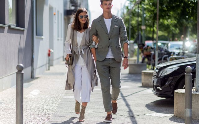 Fashion Week Berlin #TheCoupleThing