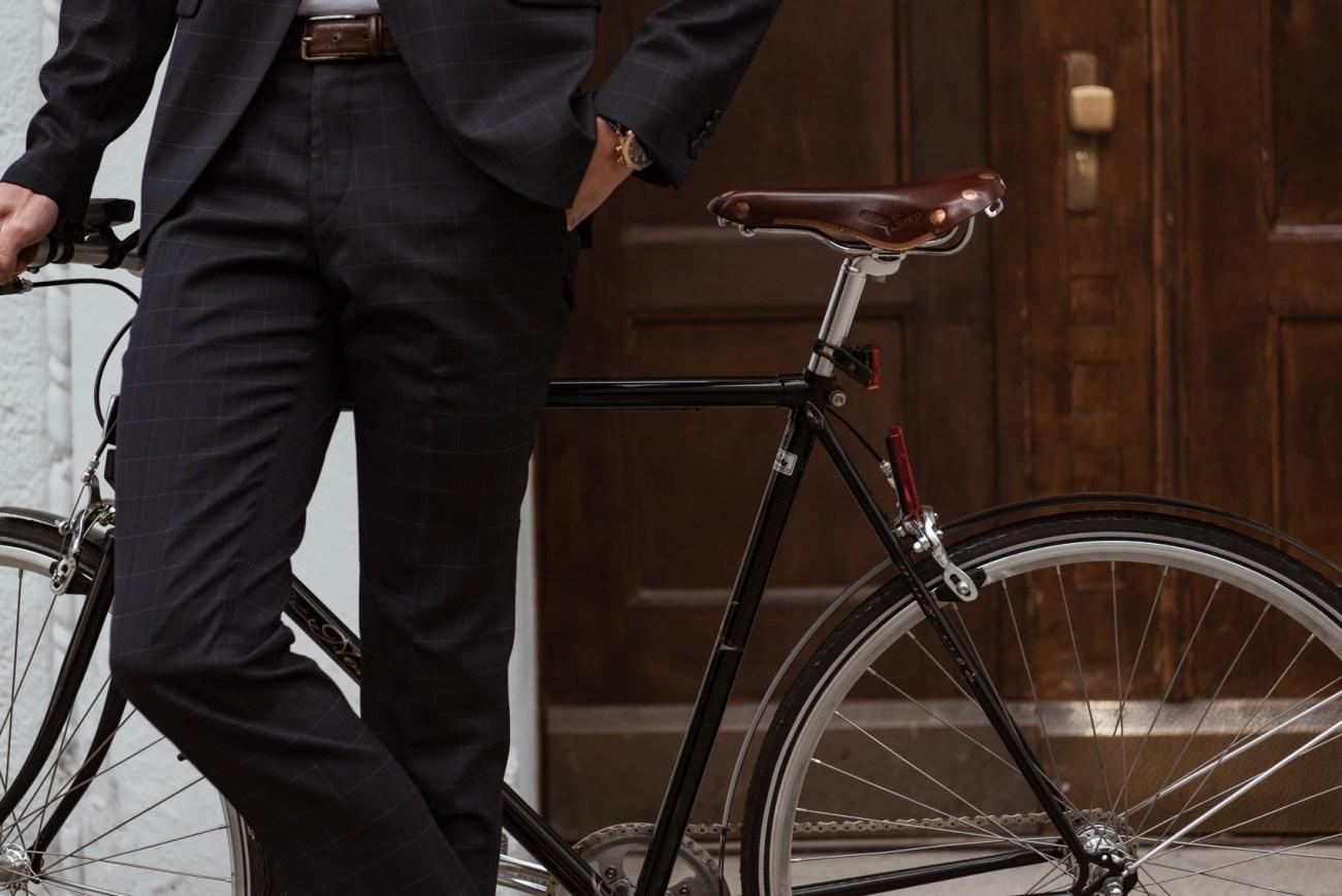 mens retro classic bike