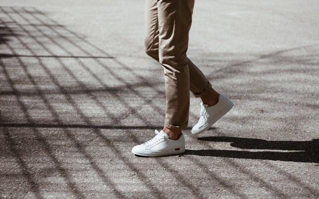 Die perfekte Shape: Der Scarosso Ugo Bianco Sneaker