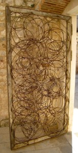 Wire Door near Diocletian's Palace