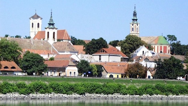Szentendre on the Danube