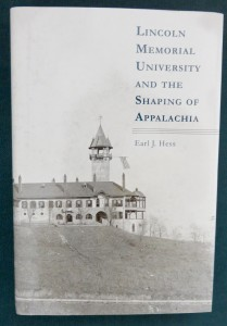 Lincoln Memorial University and the Shaping of the Appalachia