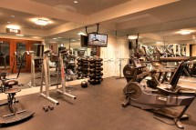 Home Exercise Room Design