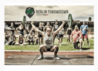 Berlin Throwdown