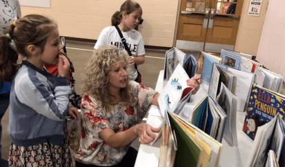 Pat McCaw School Visit