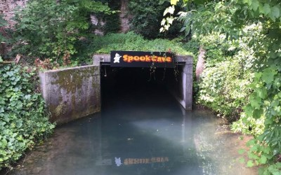 A Day of Adventure – Spook Cave, Field of Dreams, Galena, and Gravity Hill