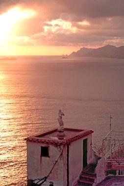 Neptune and the Sea, Amalfi Italy