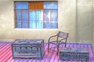 Furniture on Roof La Paz Mex copy