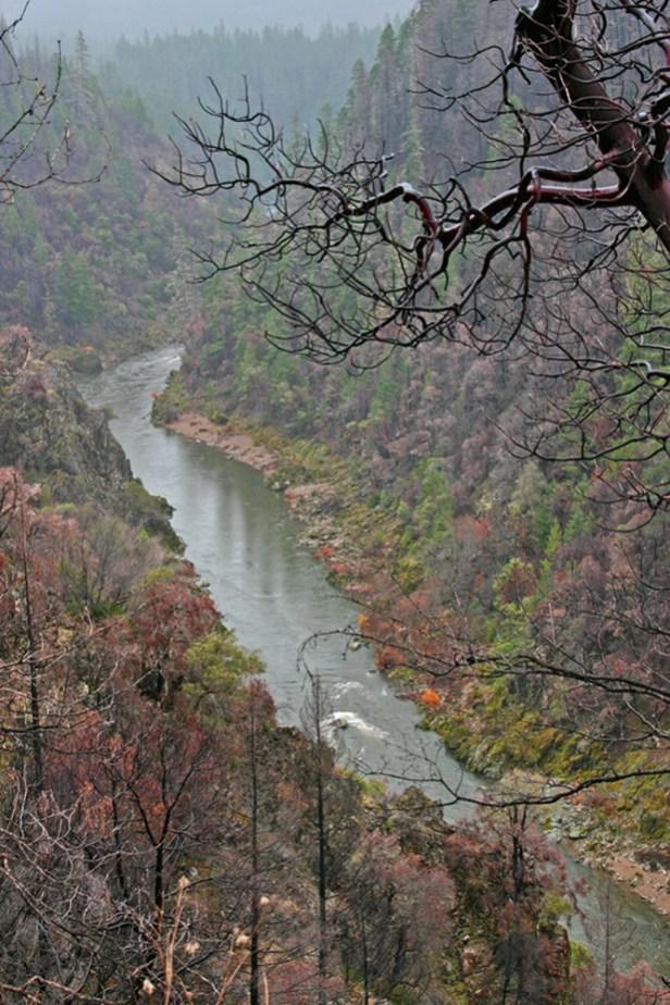 Illinois River Or